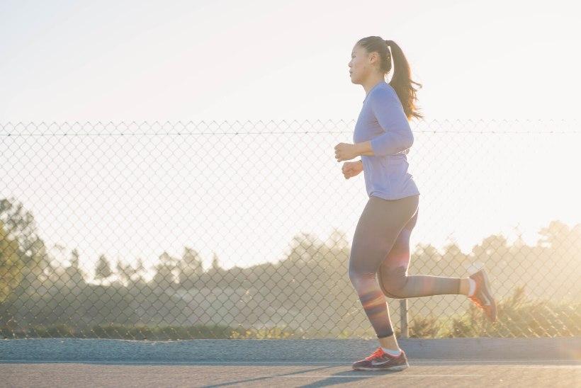 Seitse hoiatavat märki, et teed joostes oma kehale kasu asemel kahju