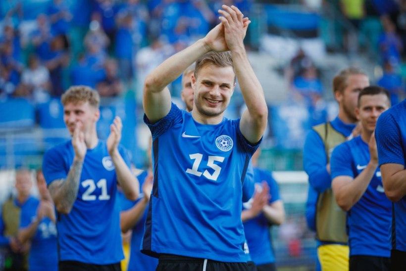 """Kolm mängu kuue päeva jooksul! Thomas Häberli kiidab ründajaid: """"Me oleme tugevad!"""""""
