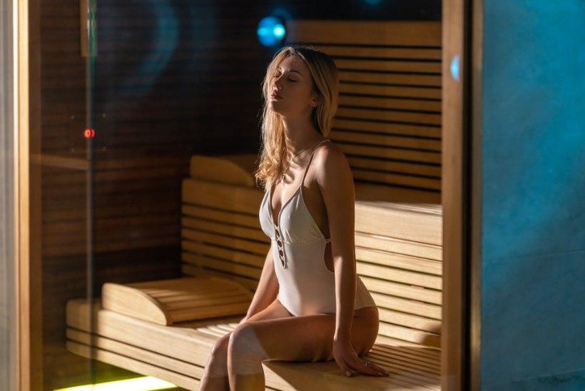 Ohhoo! Kuum saun mõjub tervisele täpselt samamoodi nagu mõõdukas treening