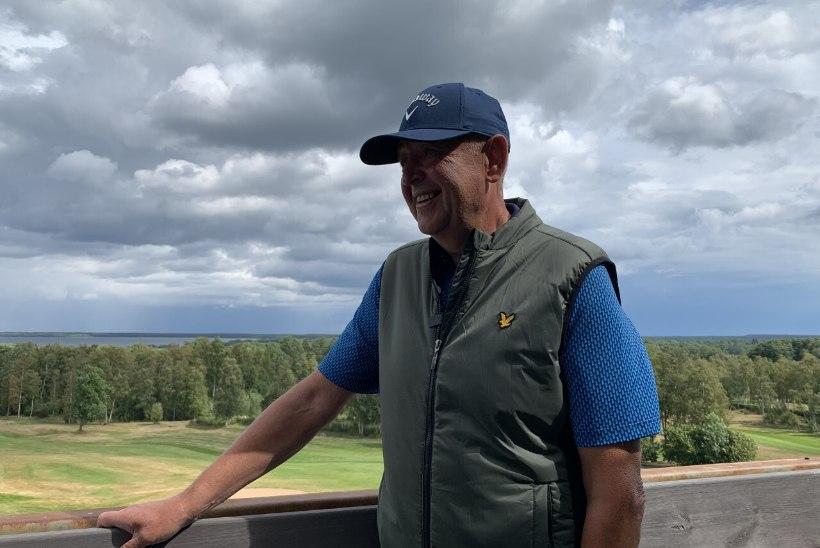 Eesti pikim golfirada ühendab mugavalt siseturismi ja golfimängu