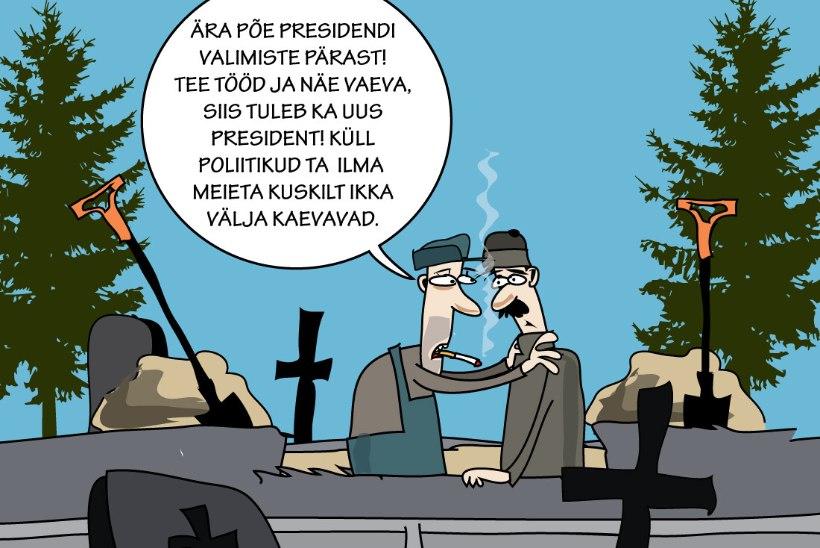 Seisukoht | Milline on Alar Karise visioon Eestist?