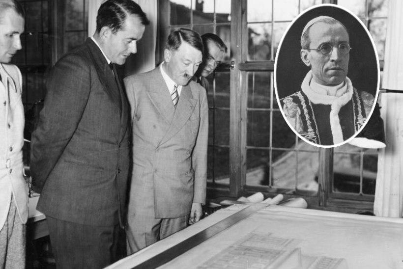 PÖÖRANE KAVATSUS: Hitleri peas tärkas sõja ajal plaan röövida Rooma paavst