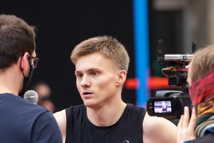 Tanel Visnap tuli ka 200 m jooksus maailmameistriks!