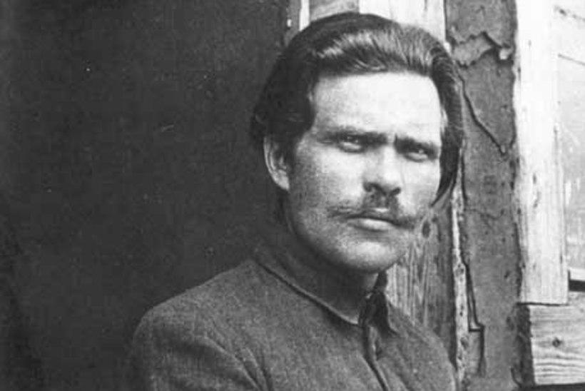 BATKO MAHNO: anarhist, terrorist või siiski kommunist?