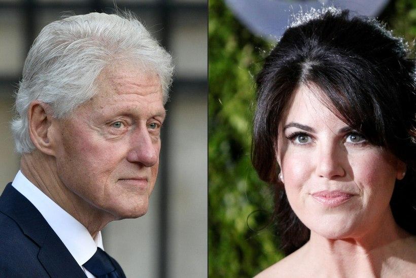 Lewinsky nõudis, et Clintoni skandaali seriaalis oleks kindlasti kurikuulus stringivälgutamine
