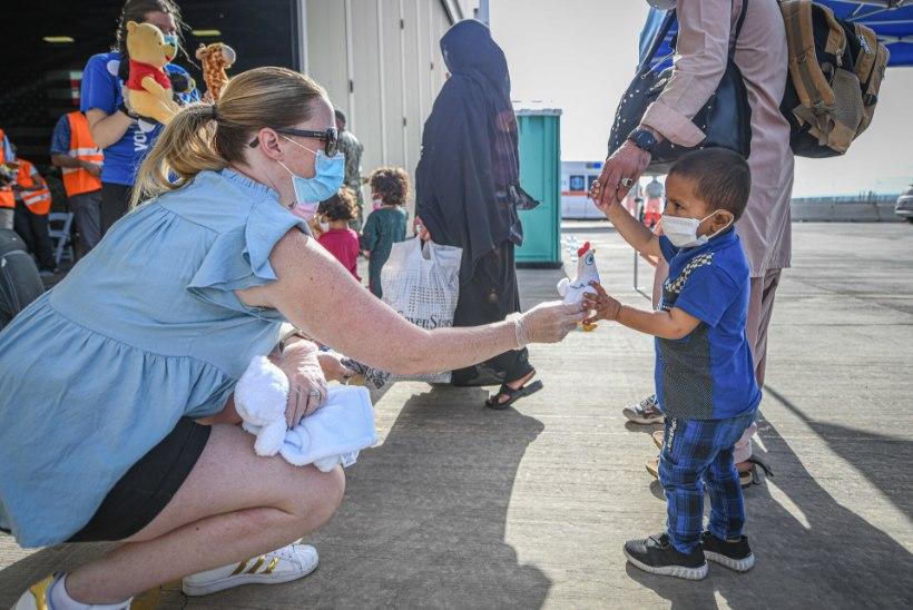 Kuidas saad aidata Afganistanist Eestisse jõudnud peresid? Paku neile üürikorterit ja tööd ning anneta vaimse tervise abistamiseks!