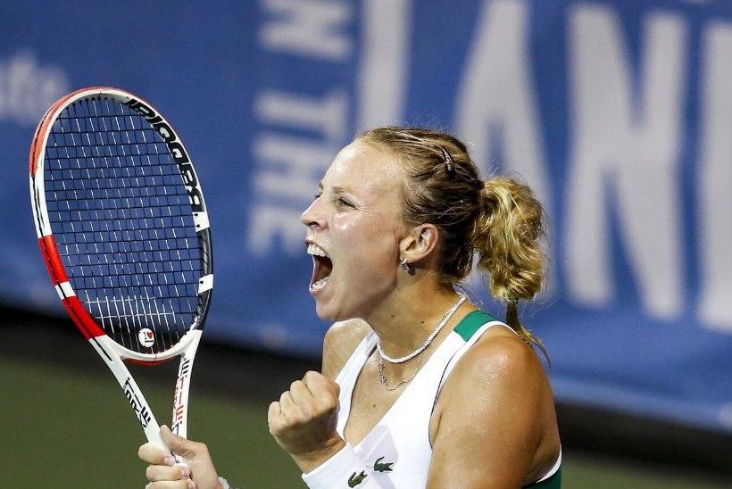 VÄGEV! Kontaveit võitis Clevelandis karjääri teise WTA turniiri