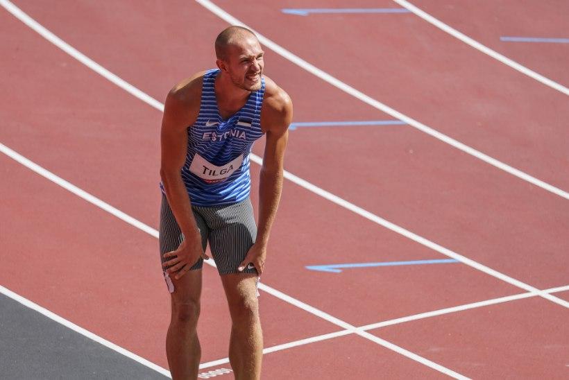 """Karel Tilga: """"Pole hea tunne, kui lähed esimesele olümpiale ja tunned soojendusel jalga venitades, et tõmbad tagareie ära."""""""