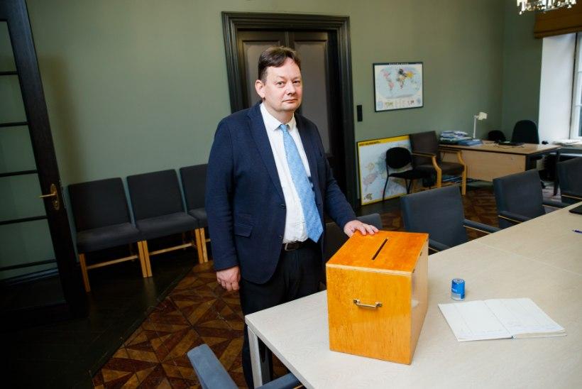 Müüdid, reeglid ja koroonapandeemia mõju. Kuidas praegu Eestile presidenti valitakse?