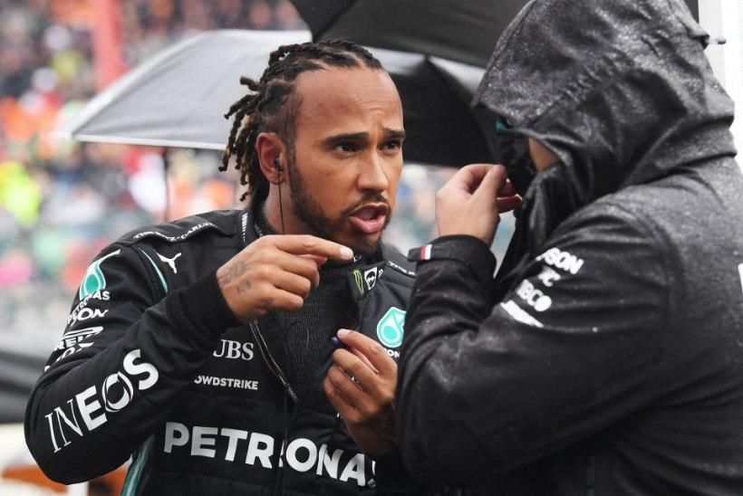 Mercedes on F1-palagani pärast marus