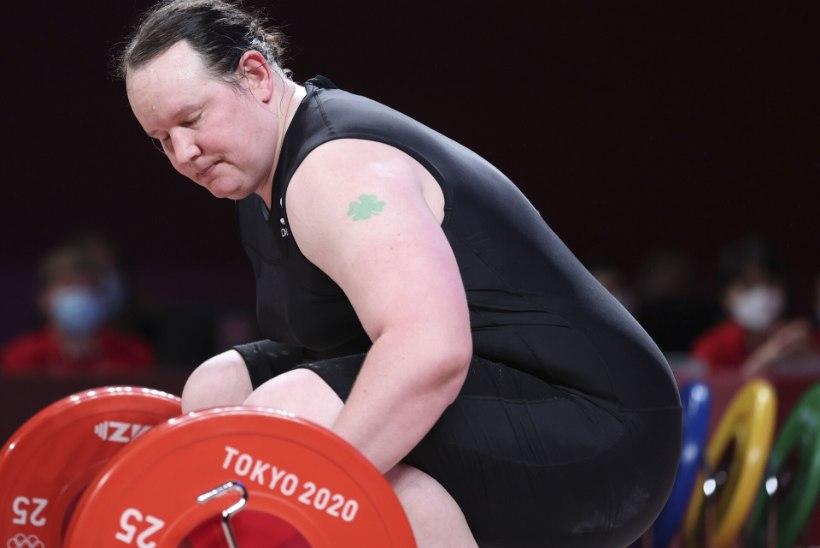 Olümpial ajalugu teinud transsooline tõstja kavatseb karjääri lõpetada