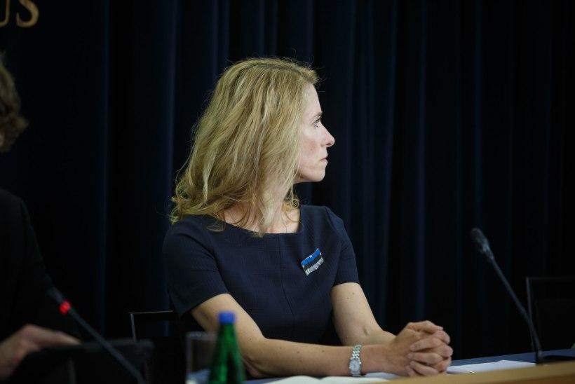 Seisukoht   Kaja Kallas – poolpeaminister