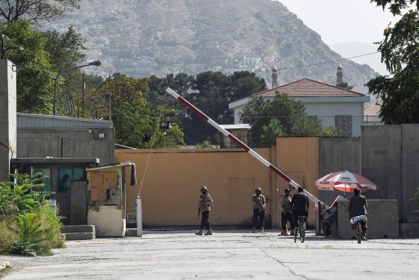 Macron: Kabuli tuleb luua turvatsoon!