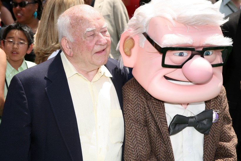 """Suri animafilmist """"Üles"""" tuntud Hollywoodi vanameister Ed Asner"""