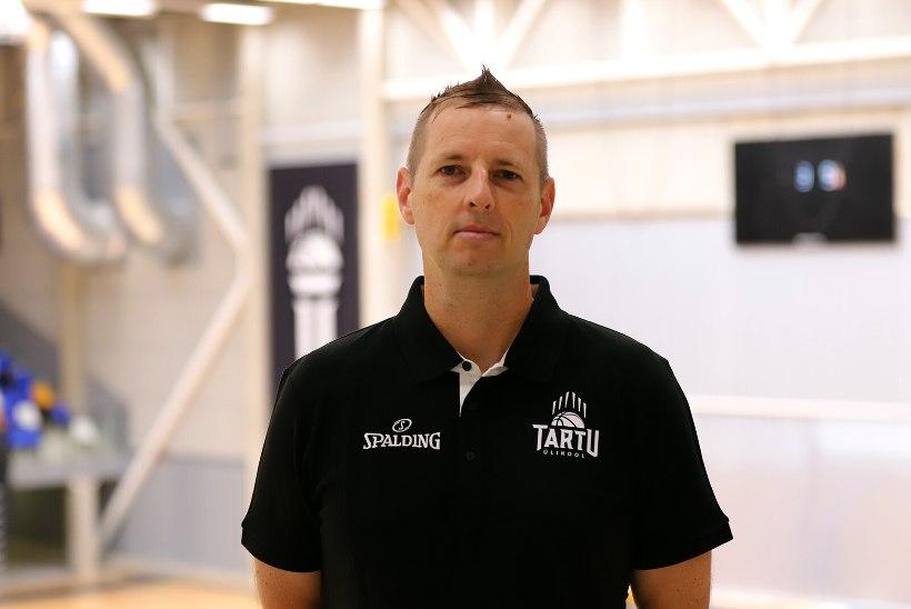 PÕNEV: Tartu Ülikooli korvpalliklubi tõi meeskonda doktorikraadiga ameeriklase