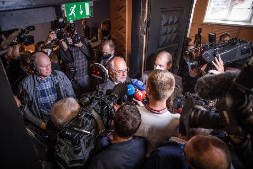 GALERII | Presidendivalimiste päev fotodes