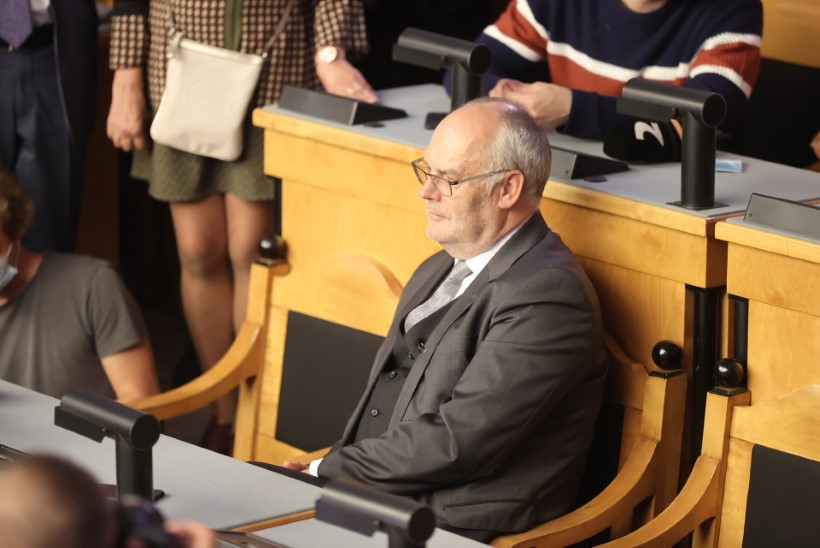Martin Mölder   Miks opositsioon ei taha Karise poolt hääletada?