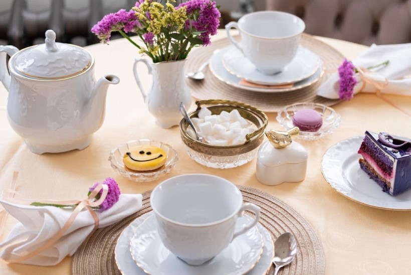 Hobiks lauaseade stilistika: laud olgu alati kaunilt kaetud – nii maitseb ka toit paremini!