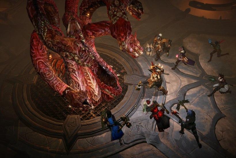 """Skandaalidesse kistud Blizzard lükkas edasi uue """"Diablo"""" mängu ilmumise"""