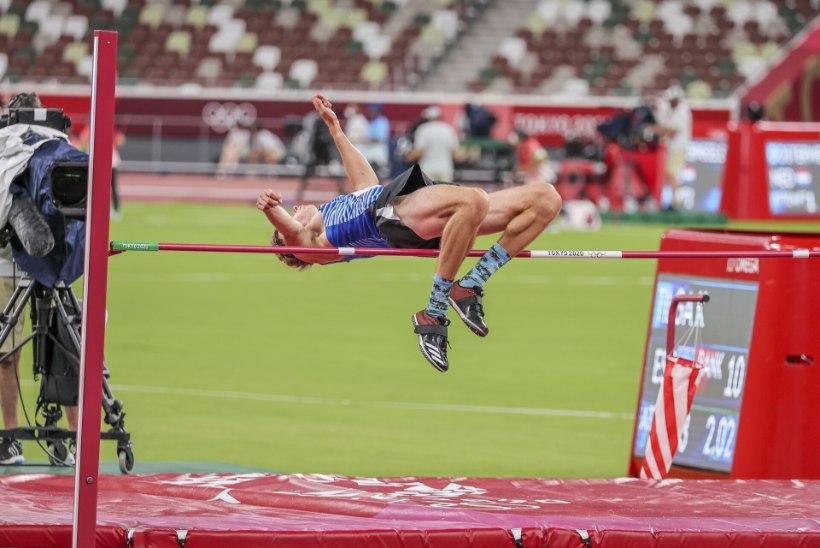 OLÜMPIABLOGI   Eesti kümnevõistlejad kõrges mängus kaasa ei löö, naiste 400 meetri tõkkejooks võideti maailmarekordiga