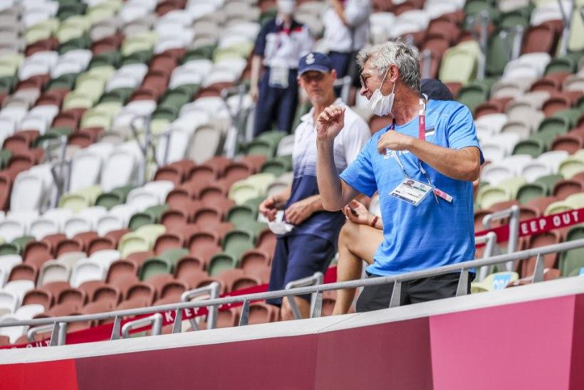 ÕL TOKYOS | GALERII | Erm jäi olümpiadebüüdil parima eestlasena napilt esikümnest välja, Uibo avas oma seisundi tausta