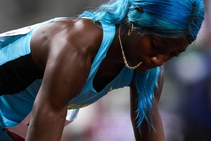 OLÜMPIABLOGI | Maicel Uibo abikaasa Shaunae Miller-Uibo kaitses Rio olümpiavõitu!