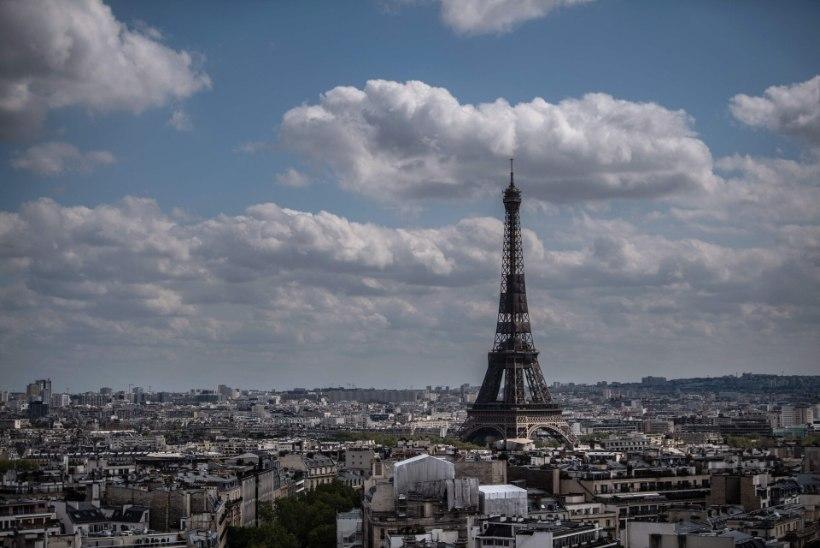 ÕL TOKYOS | Jaapani kaosest Eiffeli torni alla!