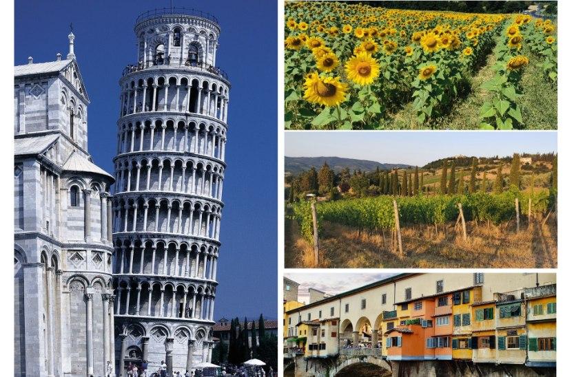 ROMANTILINE TOSCANA: Uita mööda pisikesi linnu, maitse kohalikku veini ja põika kultuurimekasse Firenzesse