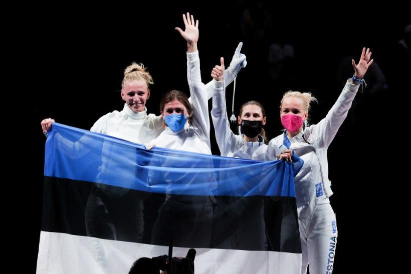 OMi edukaim medaliriik oli USA, Eesti edestas Soomet ja Leedut