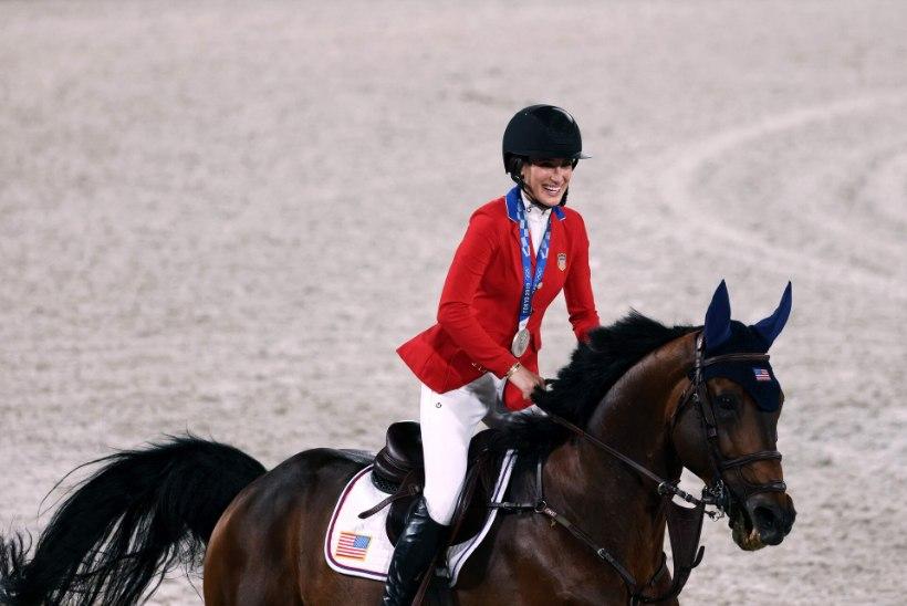 Rokikuningas Bruce Springsteeni tütar võitis olümpiamedali