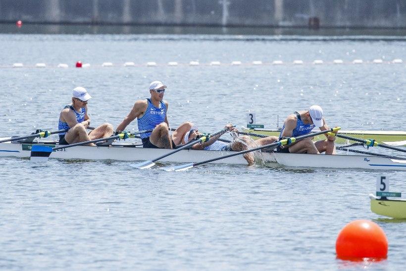 KULDSUUDE ERI: võimukas mära, nuuskpiiritus ja sent surmale võlgu ehk Eesti sportlaste parimad tsitaadid olümpial