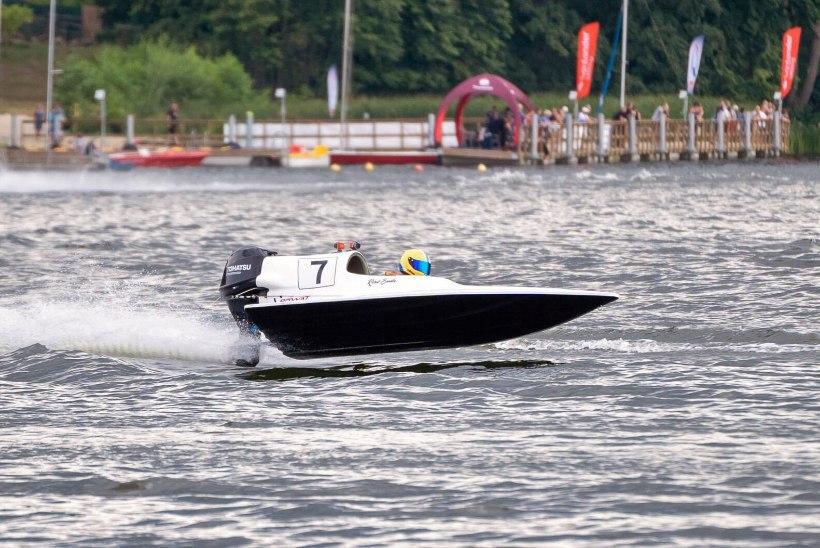 HEA TÖÖ: Kärol Soodlale Euroopa meistrivõistlustelt hõbemedal