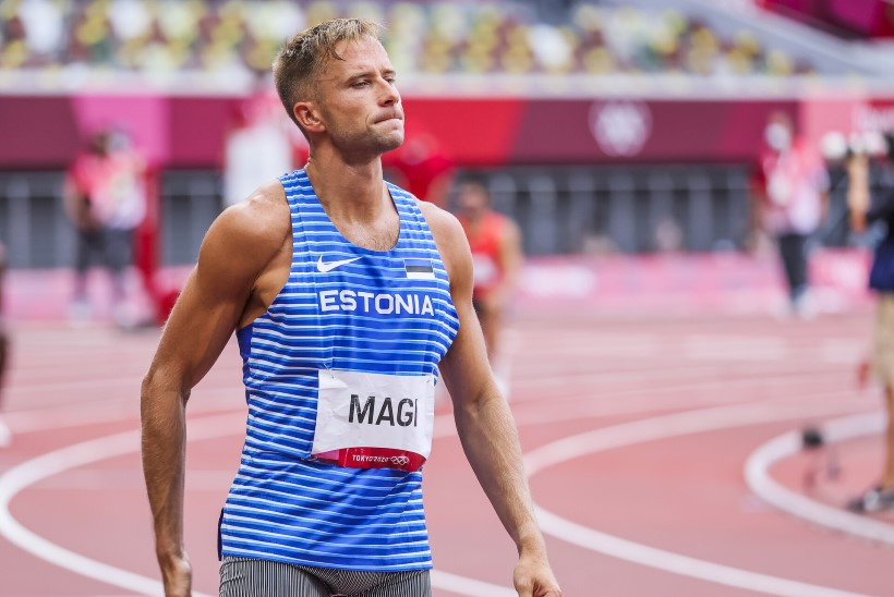 Rasmus Mägi tegi Itaalias kõrvalalal tugeva esituse