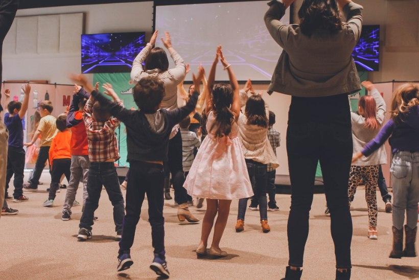 Lapsed liikuma: need kolm asja püsigu meeles iga päev!