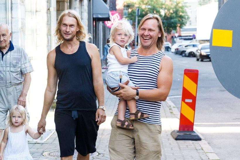 KLIIMAMUDIJAD | Mart Haber: püüan olla pojale ja tütrele heaks eeskujuks. Lasteaeda viin neid jalgrattaga