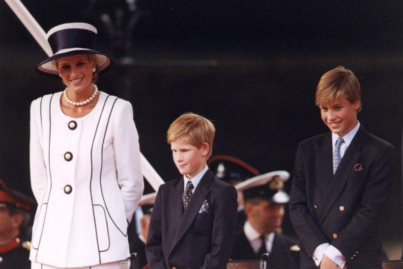 PLAANID, MIS JÄID TEOSTUMATA: Diana kavandas koos poegadega suurt elumuutust ja  Hollywoodi karjääri