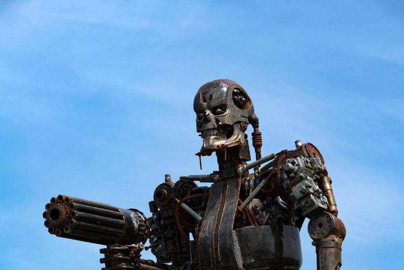 Robotite tapetud inimesed – päriselt, mitte filmis!