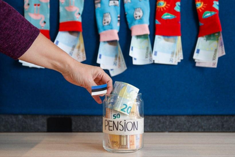 Pangad: kalli pensionirahaga pole mõistlik tasuda odavat eluasemelaenu