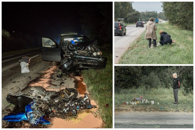 Kahe noore hukkunuga Roiu tee avarii põhjustajale esitati kahtlustus