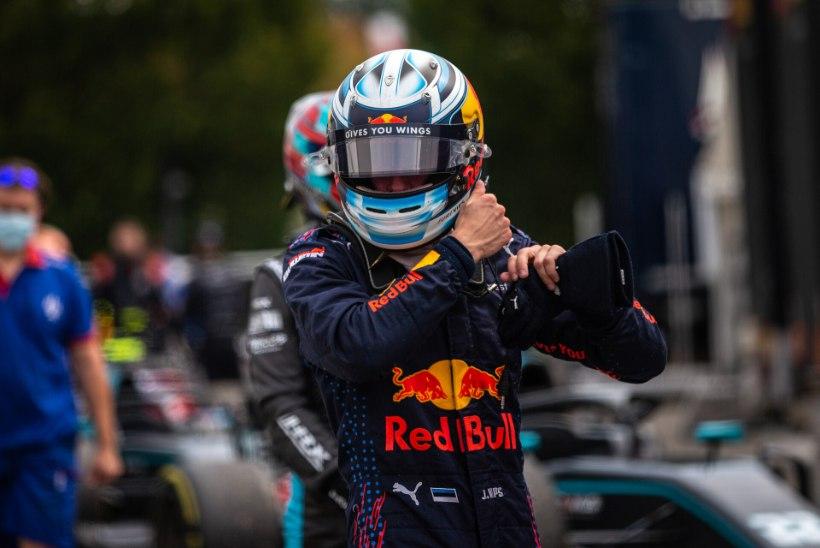 F1 kvalifikatsiooni võitis Bottas, vormel 2 sarjas Vips ebaõnnestus