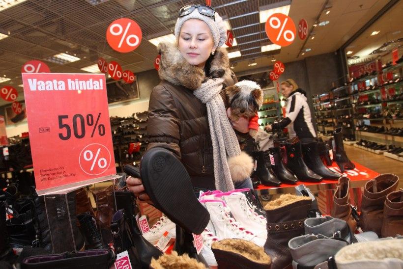 Populaarsed kingakauplused SHU ja ABC King sulgevad uksed