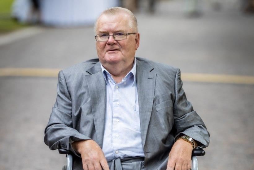 Edgar Savisaar kandideerib vaktsiiniskeptilise Vaba Eesti valimisliidu nimekirjas
