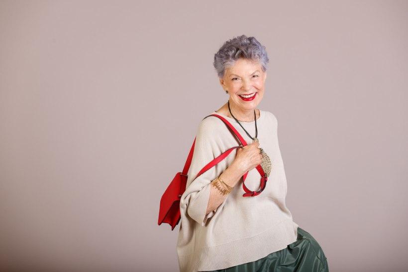 """Täna 80. sünnipäeva tähistav Liina Orlova-Hermaküla:  """"Mitte keegi pole mind kutsunud proua Hermakülaks."""""""