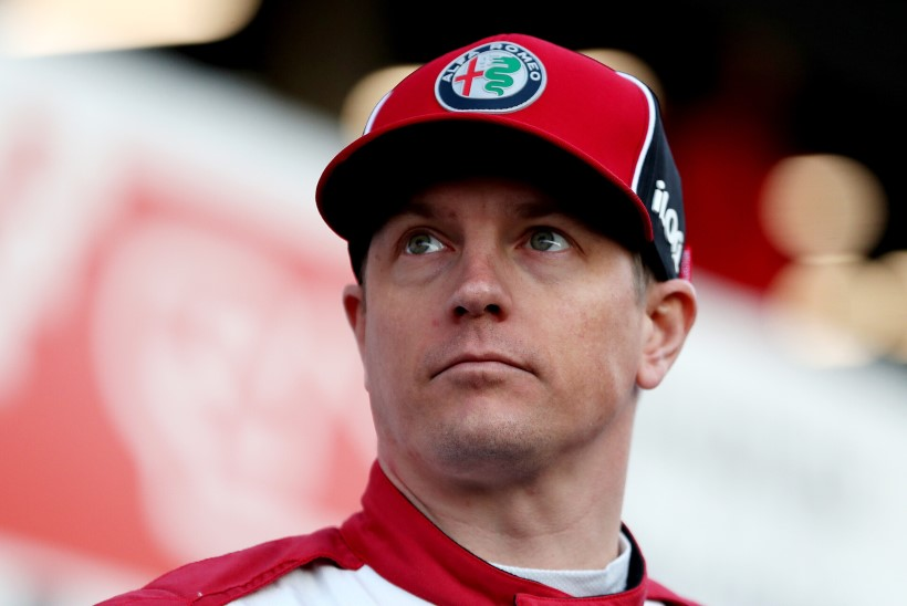Koroonaviirusest paranenud Kimi Räikkönen teeb Sotšis tagasituleku