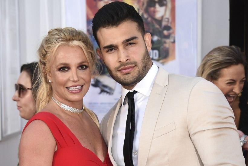 PULMAD TULEKUL! Britney Spears sai poiss-sõbralt kihlasõrmuse sõrme
