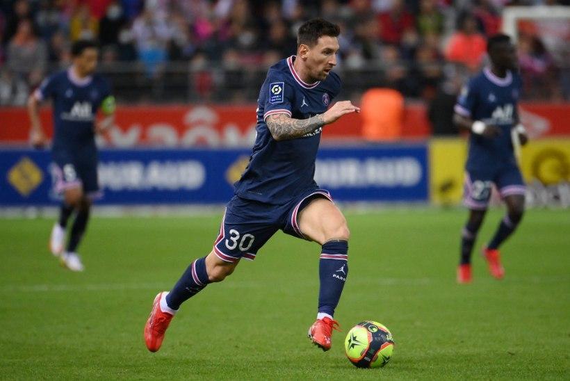 Kuidas muudavad Messi ja Ronaldo üleminekud jõujooni meistrite liigas?