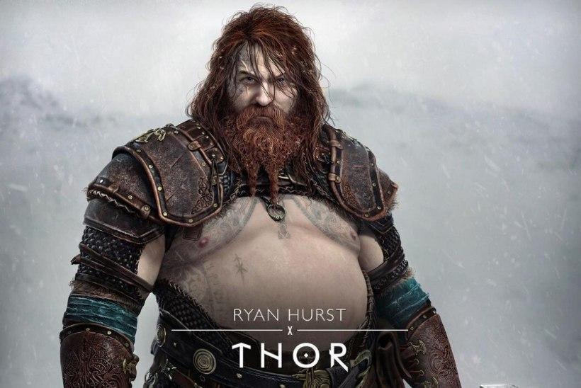 """KUS ON MUSKLID? """"God of Wari"""" tüse Thor teeb fännidele tuska"""