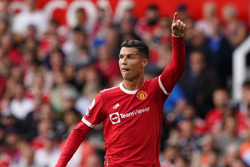 Ronaldo muudab isegi Manchester Unitedi mängijate söömisharjumusi
