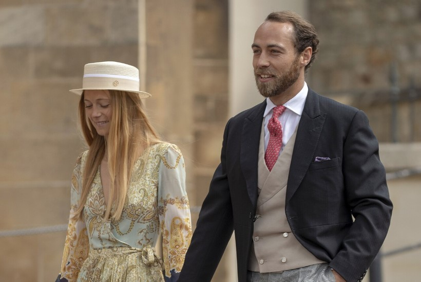 Kate Middletoni vend abiellus võluva prantslannaga