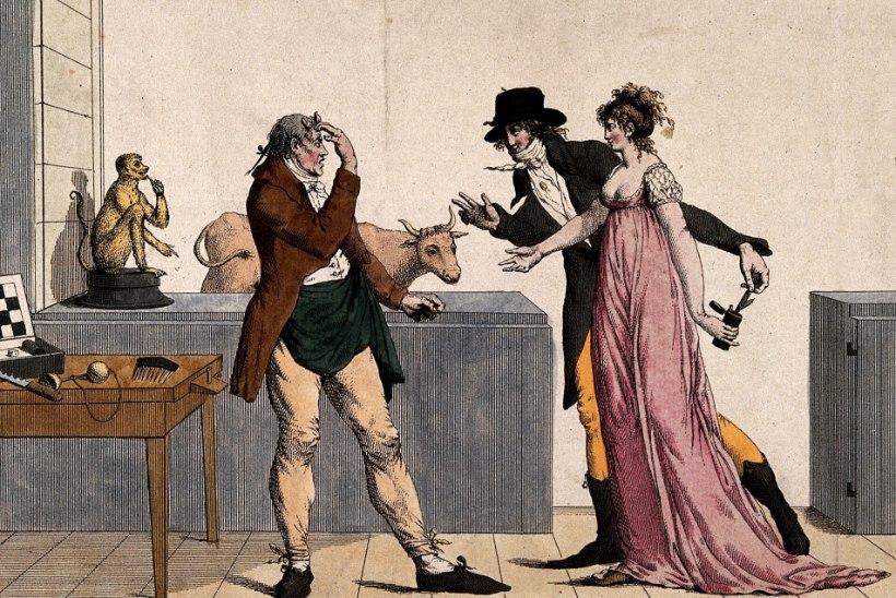 """Vaktsiinivastaste seisukohad pole sajanditega palju muutunud: """"Kukutage meditsiiniline türannia"""" ja """"Pigem vangla kui vaktsineerimine!"""""""